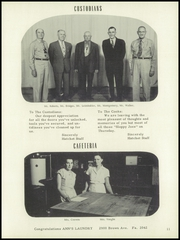 Page 15, 1954 Edition, Washington High School - Hatchet Yearbook (Kansas City, KS) online yearbook collection