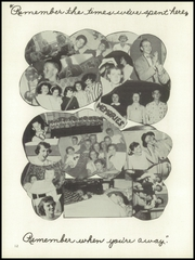 Page 16, 1954 Edition, Washington High School - Hatchet Yearbook (Kansas City, KS) online yearbook collection