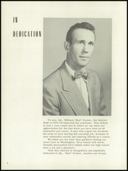 Page 8, 1954 Edition, Washington High School - Hatchet Yearbook (Kansas City, KS) online yearbook collection