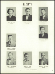 Page 15, 1955 Edition, Washington High School - Hatchet Yearbook (Kansas City, KS) online yearbook collection