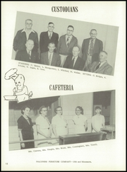 Page 16, 1955 Edition, Washington High School - Hatchet Yearbook (Kansas City, KS) online yearbook collection