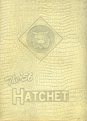 Page 1, 1956 Edition, Washington High School - Hatchet Yearbook (Kansas City, KS) online yearbook collection