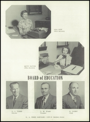 Page 11, 1956 Edition, Washington High School - Hatchet Yearbook (Kansas City, KS) online yearbook collection