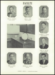 Page 13, 1956 Edition, Washington High School - Hatchet Yearbook (Kansas City, KS) online yearbook collection