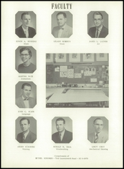 Page 14, 1956 Edition, Washington High School - Hatchet Yearbook (Kansas City, KS) online yearbook collection