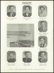 Page 15, 1956 Edition, Washington High School - Hatchet Yearbook (Kansas City, KS) online yearbook collection