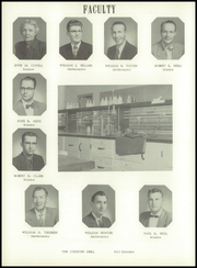 Page 16, 1956 Edition, Washington High School - Hatchet Yearbook (Kansas City, KS) online yearbook collection