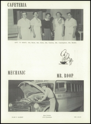 Page 17, 1956 Edition, Washington High School - Hatchet Yearbook (Kansas City, KS) online yearbook collection