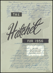 Page 5, 1956 Edition, Washington High School - Hatchet Yearbook (Kansas City, KS) online yearbook collection