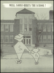 Page 6, 1956 Edition, Washington High School - Hatchet Yearbook (Kansas City, KS) online yearbook collection
