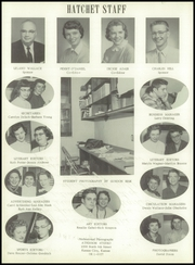 Page 8, 1956 Edition, Washington High School - Hatchet Yearbook (Kansas City, KS) online yearbook collection