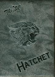 Page 1, 1957 Edition, Washington High School - Hatchet Yearbook (Kansas City, KS) online yearbook collection