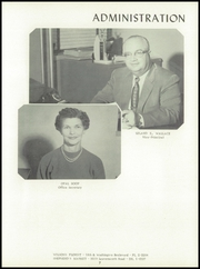 Page 11, 1957 Edition, Washington High School - Hatchet Yearbook (Kansas City, KS) online yearbook collection