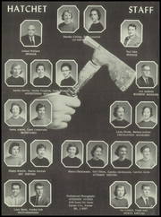 Page 8, 1957 Edition, Washington High School - Hatchet Yearbook (Kansas City, KS) online yearbook collection