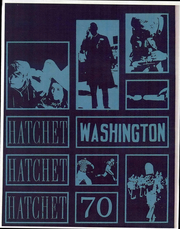 Page 1, 1970 Edition, Washington High School - Hatchet Yearbook (Kansas City, KS) online yearbook collection