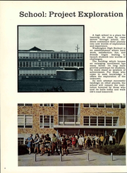 Page 12, 1970 Edition, Washington High School - Hatchet Yearbook (Kansas City, KS) online yearbook collection