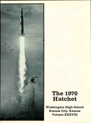 Page 7, 1970 Edition, Washington High School - Hatchet Yearbook (Kansas City, KS) online yearbook collection
