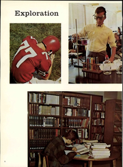 Page 8, 1970 Edition, Washington High School - Hatchet Yearbook (Kansas City, KS) online yearbook collection