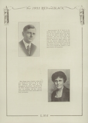 Page 12, 1921 Edition, Lawrence High School - Red and Black Yearbook (Lawrence, KS) online yearbook collection