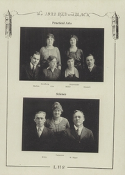 Page 15, 1921 Edition, Lawrence High School - Red and Black Yearbook (Lawrence, KS) online yearbook collection