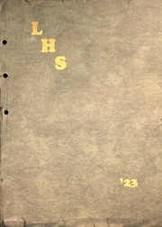 Page 1, 1923 Edition, Lawrence High School - Red and Black Yearbook (Lawrence, KS) online yearbook collection