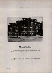Page 14, 1923 Edition, Lawrence High School - Red and Black Yearbook (Lawrence, KS) online yearbook collection