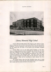 Page 15, 1923 Edition, Lawrence High School - Red and Black Yearbook (Lawrence, KS) online yearbook collection