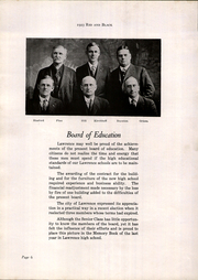 Page 16, 1923 Edition, Lawrence High School - Red and Black Yearbook (Lawrence, KS) online yearbook collection