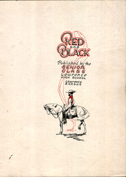 Page 3, 1923 Edition, Lawrence High School - Red and Black Yearbook (Lawrence, KS) online yearbook collection