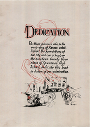 Page 5, 1923 Edition, Lawrence High School - Red and Black Yearbook (Lawrence, KS) online yearbook collection