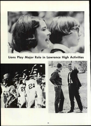 Page 16, 1968 Edition, Lawrence High School - Red and Black Yearbook (Lawrence, KS) online yearbook collection