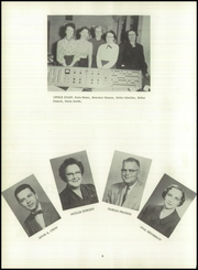 Page 10, 1956 Edition, West High School - Trail Yearbook (Wichita, KS) online yearbook collection