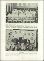 Page 12, 1956 Edition, West High School - Trail Yearbook (Wichita, KS) online yearbook collection