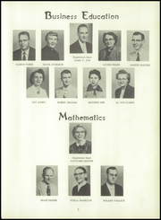 Page 13, 1956 Edition, West High School - Trail Yearbook (Wichita, KS) online yearbook collection