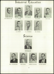 Page 16, 1956 Edition, West High School - Trail Yearbook (Wichita, KS) online yearbook collection