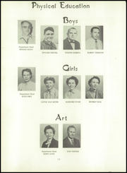 Page 17, 1956 Edition, West High School - Trail Yearbook (Wichita, KS) online yearbook collection