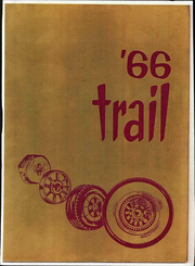 Page 1, 1966 Edition, West High School - Trail Yearbook (Wichita, KS) online yearbook collection