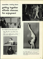 Page 17, 1966 Edition, West High School - Trail Yearbook (Wichita, KS) online yearbook collection