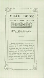 Page 3, 1912 Edition, Junction City High School - Pow Wow Yearbook (Junction City, KS) online yearbook collection