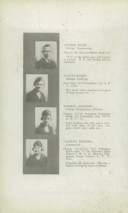 Page 12, 1919 Edition, Junction City High School - Pow Wow Yearbook (Junction City, KS) online yearbook collection