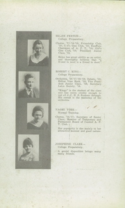 Page 13, 1919 Edition, Junction City High School - Pow Wow Yearbook (Junction City, KS) online yearbook collection