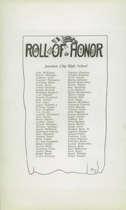 Page 6, 1919 Edition, Junction City High School - Pow Wow Yearbook (Junction City, KS) online yearbook collection