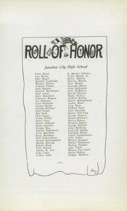 Page 7, 1919 Edition, Junction City High School - Pow Wow Yearbook (Junction City, KS) online yearbook collection
