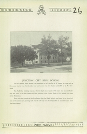 Page 9, 1926 Edition, Junction City High School - Pow Wow Yearbook (Junction City, KS) online yearbook collection