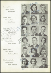 Page 11, 1942 Edition, Junction City High School - Pow Wow Yearbook (Junction City, KS) online yearbook collection