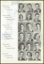 Page 13, 1942 Edition, Junction City High School - Pow Wow Yearbook (Junction City, KS) online yearbook collection