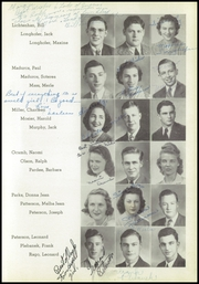 Page 15, 1942 Edition, Junction City High School - Pow Wow Yearbook (Junction City, KS) online yearbook collection