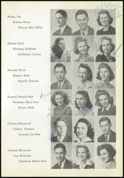 Page 9, 1942 Edition, Junction City High School - Pow Wow Yearbook (Junction City, KS) online yearbook collection