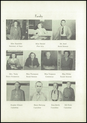 Page 15, 1950 Edition, Junction City High School - Pow Wow Yearbook (Junction City, KS) online yearbook collection