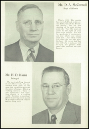 Page 7, 1951 Edition, Junction City High School - Pow Wow Yearbook (Junction City, KS) online yearbook collection